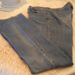 Old Navy distress The Sweetheart Jean